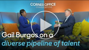 Gail Burgos on a diverse pipeline of talent
